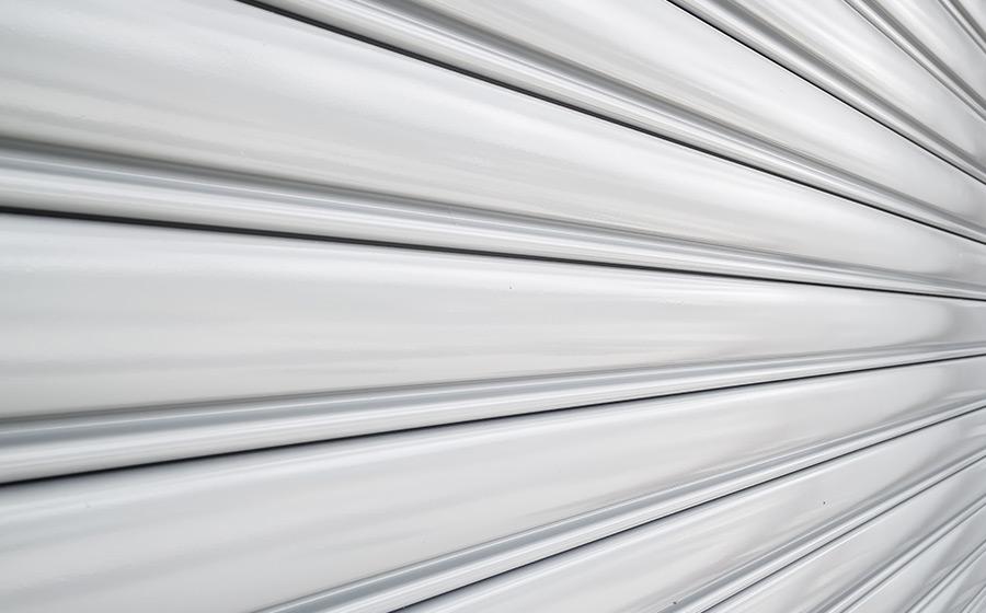 Persianas em PVC e alumínio