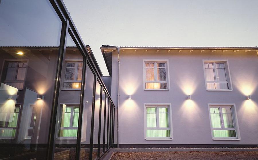Características das janelas em PVC