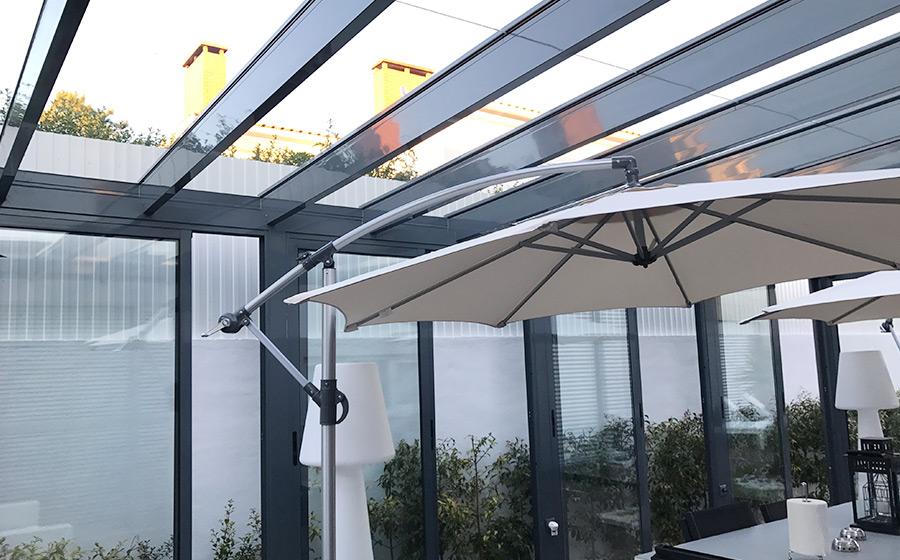 Instalação de Jardins de Inverno