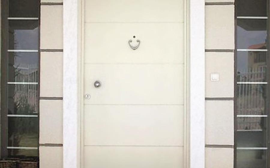 Tipos de portas em PVC