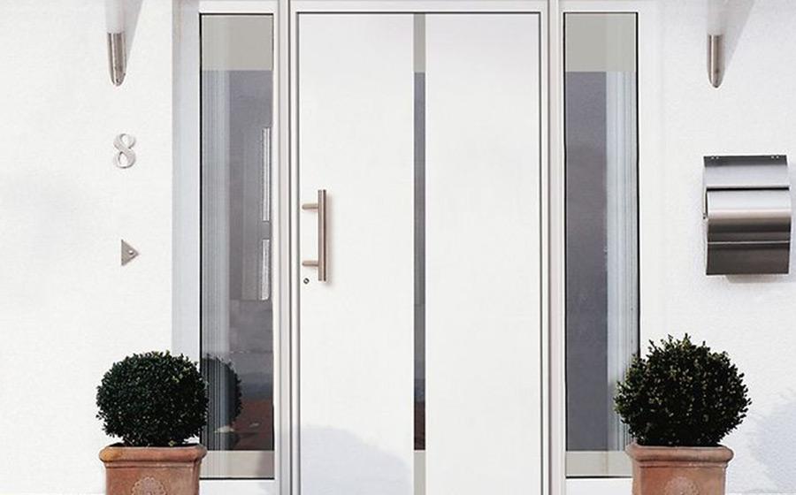 Portas PVC com design, conforto e segurança